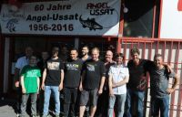Team Ussat ohne Doris Sell, Angela Bauchrowitz und Kurt Kreitlein