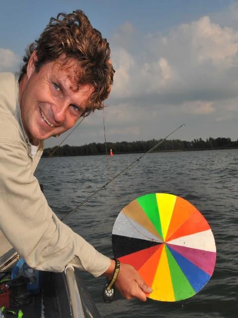 Uli mit colour disk