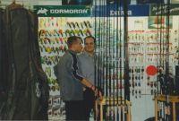 Der frühe Jörg, ein wichtiger Mitarbeiter ...