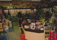 Uli stand viele Jahre selbst hinter der Ladentheke...
